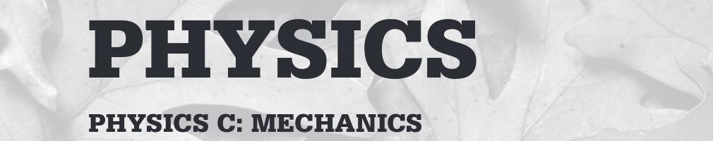 Banner Physics C