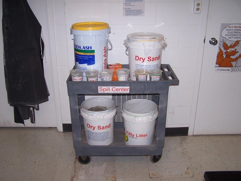 Emergency Chemical Spill Center